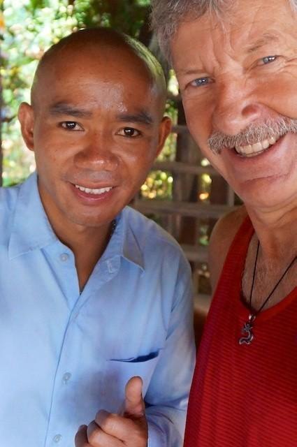 Alex in Laos