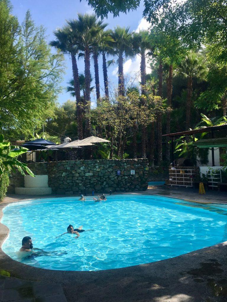 La Gruta Pool